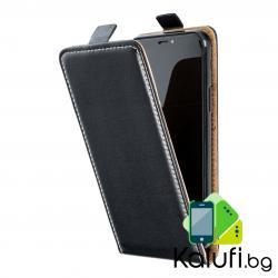 Вертикален флип калъф с магнитна закопчалка за iPhone 12 mini