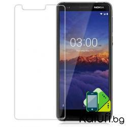 Стъклен Протектор за плоската част на екрана на Nokia 3.1 (Premium Tempered Glass 9H)