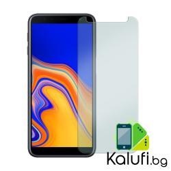 Стъклен Протектор за Samsung Galaxy J4 PLUS (Premium Tempered Glass 9H)