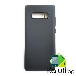 Силиконов (TPU) гръб - кейс за Samsung Galaxy Note 8 (черен)